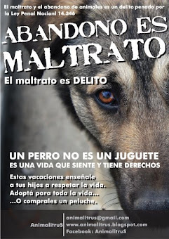PROTECTORES de la VIDA ANIMAL