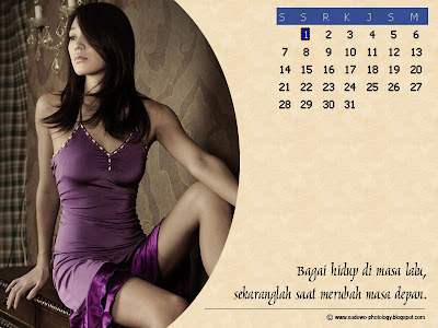 contoh tutorial photoshop membuat kalender