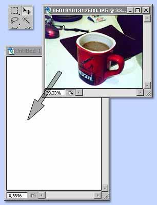 ukuran gambar setelah dicetak dengan photoshop 2