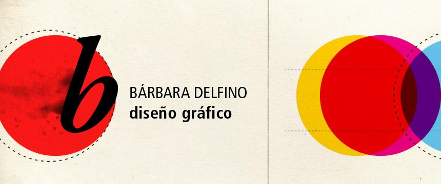 Bárbara Delfino / Diseño gráfico