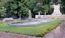 Plaza España de Mendoza