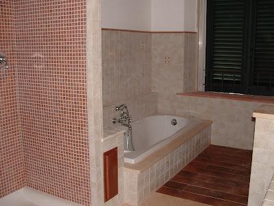 Impresa edile balestrini bagni in muratura - Lavandino bagno in muratura ...