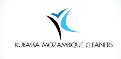 logotipo para a Kubassa Mozambique Cleaners