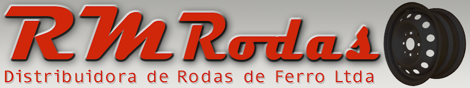 Rodas de ferro RM Distribuidora