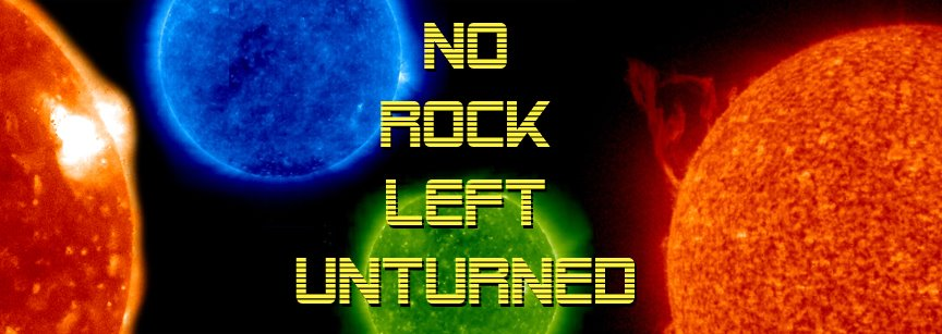 No Rock Left Unturned