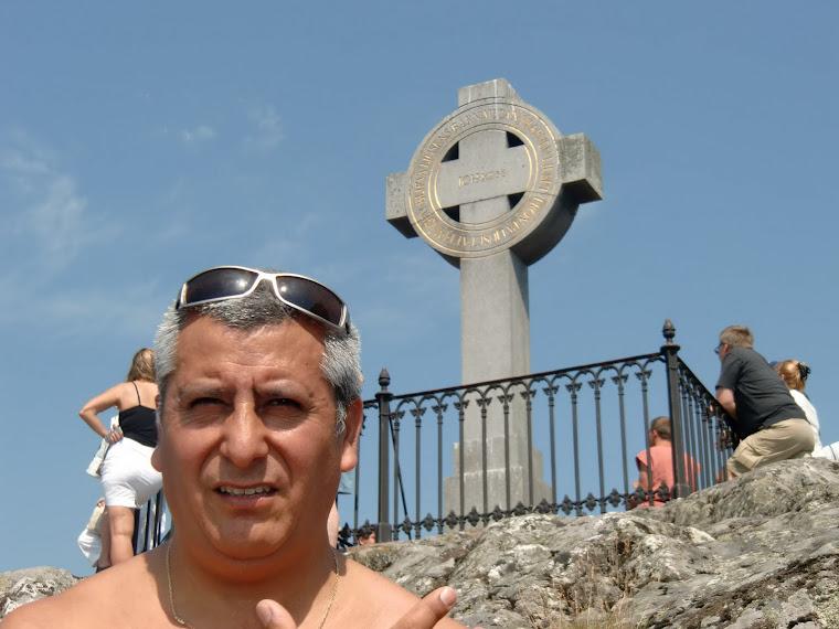 Cruz de Ansgar - 1834 -