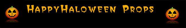 Happy Halloween Props