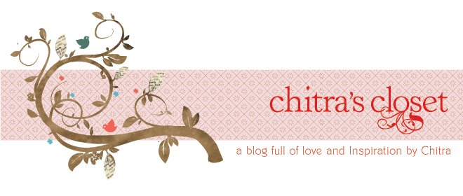 Chitra's Closet Blog