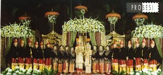 Adat Istiadat Pernikahan Palembang