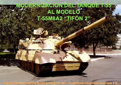 T-55 MODERNIZADOS O TANQUES DE SEGUNDA - Página 4 0
