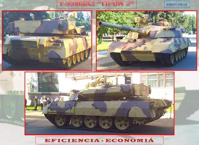 T-55 MODERNIZADOS O TANQUES DE SEGUNDA - Página 4 34