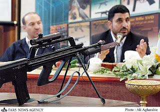 Nuevos Fusiles de asalto.