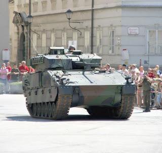 Vehículo de Combate de Infantería: Pizarro