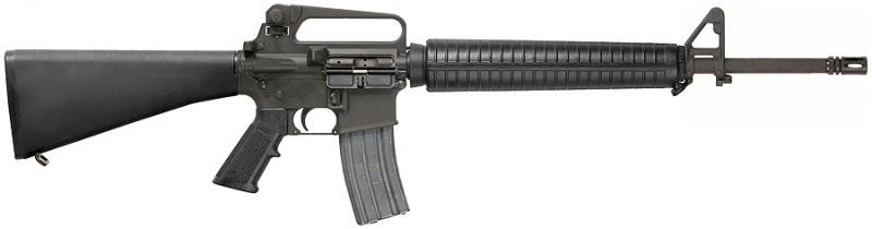 Armas utilizadas durante la Guerra de Vietnam [Megapost]