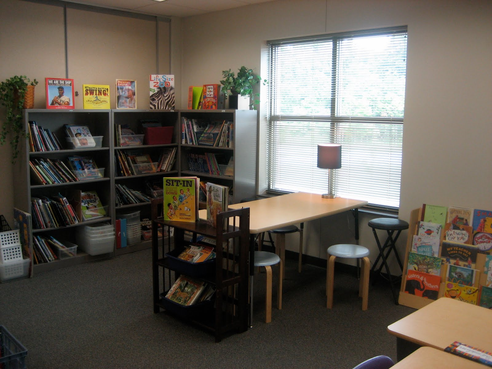 Classroom Ideas For 5th Grade ~ Literate lives th grade classroom re design