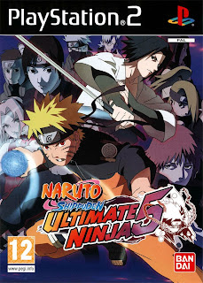 Naruto Shippuden Ultimate Ninja 5 | PS2