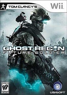 Tom Clancy's Ghost Recon | Nintendo WII