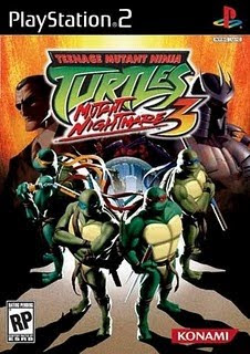 Turtles Mutant Nightmare 3 | PS2
