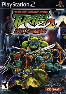Teenage Mutant Ninja Turtles 2: Battlenexus | PS2