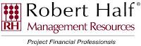 Robert Half Management Resources