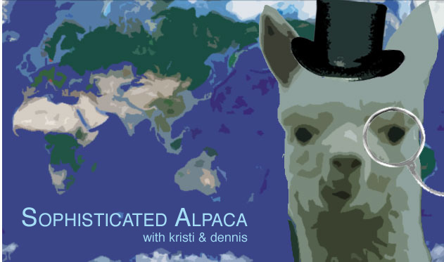 Sophisticated Alpaca