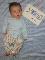 Avi is 3 Months Old!