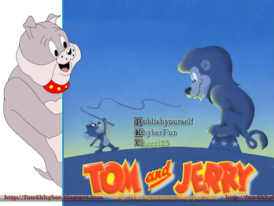 tom and jerry wallpapers. Tom amp; Jerry Wallpapers for