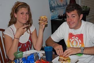 Fate Burger l Cooking Date Ideas