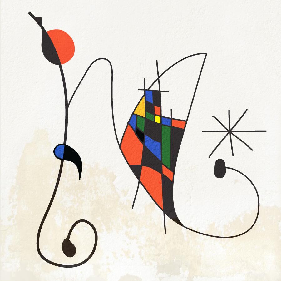 Joan Miro | Art I love - Joan Miro | Pinterest | Joan Miro ...
