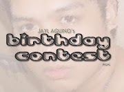 JayL Aquino's Mini Birthday Contest