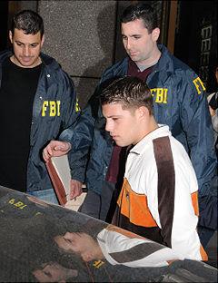 hollywood organized crime