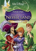 Peter Pan en Regreso al país de Nunca Jamás (2002) [Latino]