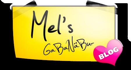 Mel's GaBaNäBu-Blog