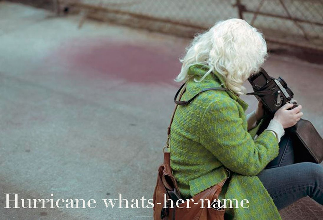Hurricane Whats-her-name