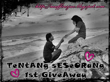 ~TeNtANg sESeORaNg 1st GiveAway~