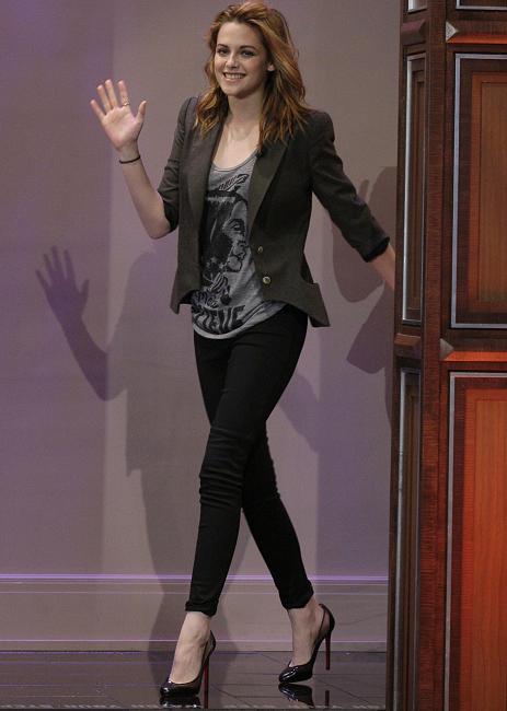 Kristen Stewart Tights