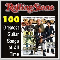 Rolling Stone Magazine's 100 Greatest Guitar Songs of All Time