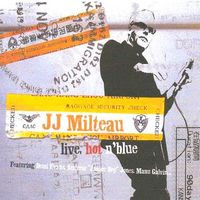 jean-jacques milteau - live, hot n'blue (2007)