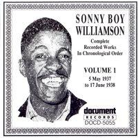 Sonny Boy Williamson I - Complete Recorded Works in Chronological Order - Volume 1