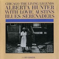 Alberta Hunter with Lovie Austin and Her Blues Serenaders (1961)