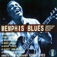 Memphis Blues: Important Postwar Blues (2006) - CD B