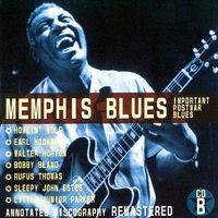 Memphis Blues: Important Postwar Blues (2006) - CD B