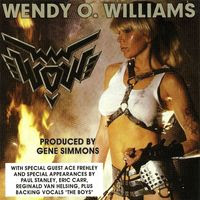 plasmatics - WOW (1984)