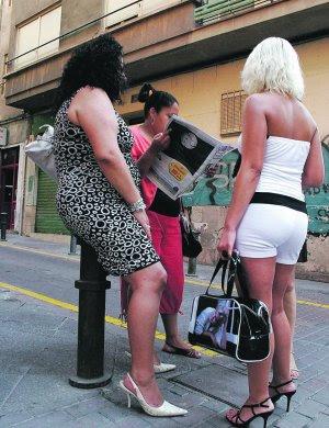 chistes de putas prostitutas callejeras madrid