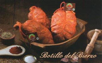 Botillo berciano !!