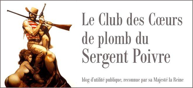 le club des coeurs de plomb du sergent poivre