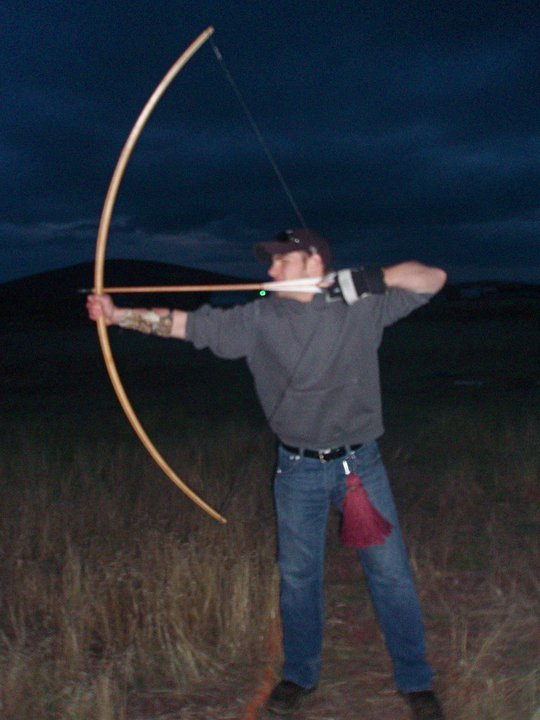 how to make warbow arrows