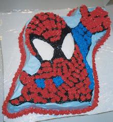 William's Spiderman