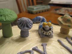 Handmade Gumpaste Pieces