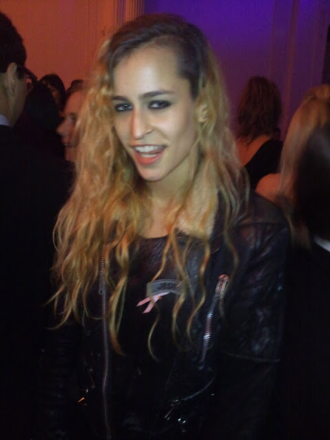 Alice Dellal at Qasimi